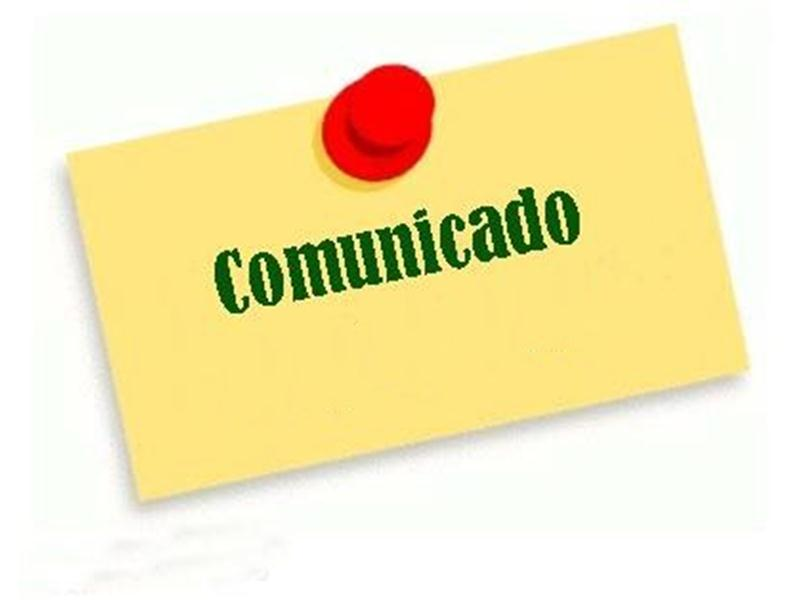 Comunicado de prensa :Ministerio Capellania y alianza Evangelica